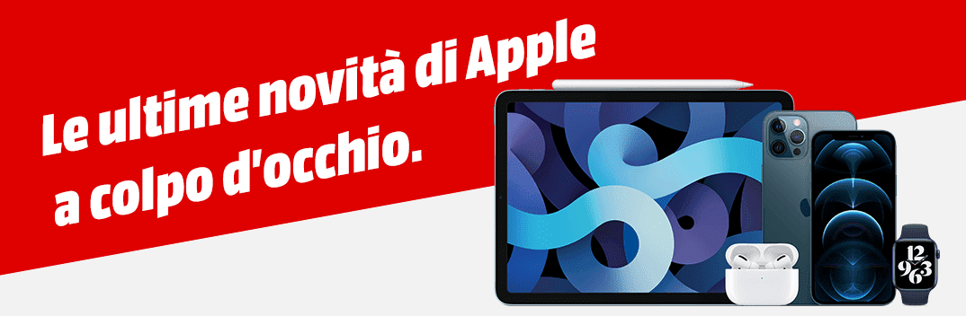 Novità di Apple
