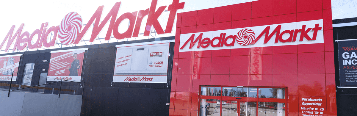 media markt bäckebol öppettider