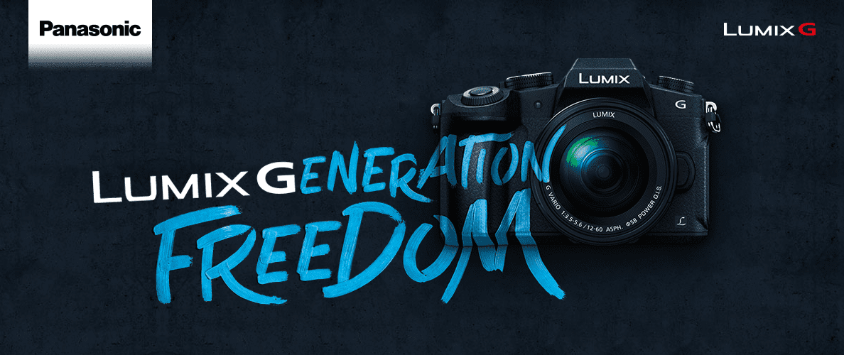 Panasonic Lumix G - Generation Freedom