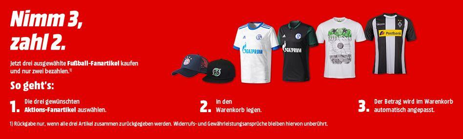 new arrival c43d4 7760c Fussball Fanartikel bestellen und kaufen bei MediaMarkt