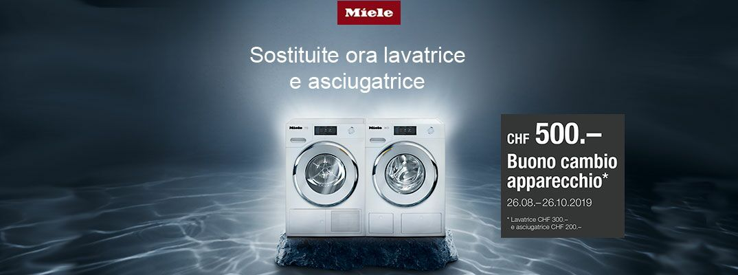 MIELE Exchange Bonus