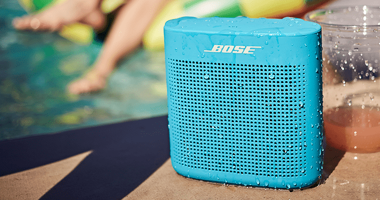 Waterdichte Bluetooth-speaker