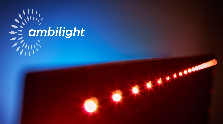 Philips OLED 903 Ambilight