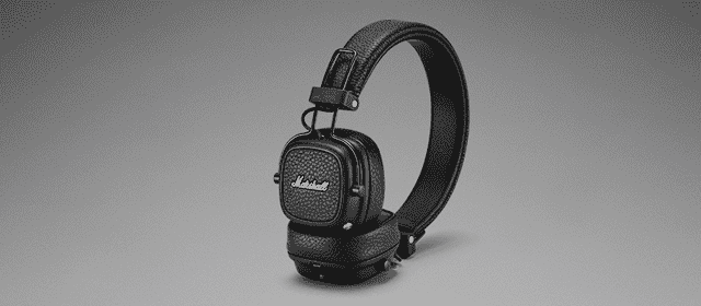 Marshall Wireless headphones
