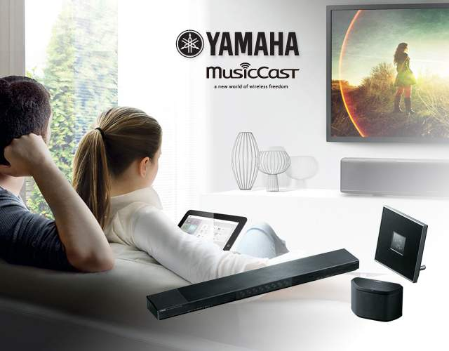 Yamaha Musiccast Multiroom System Jetzt Bei Media Markt