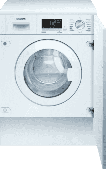 Lave-linge séchant encastrable