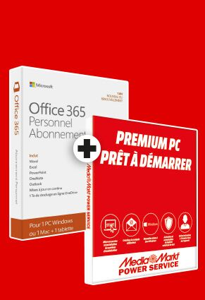 Premium PC-Service + Office 365 Home