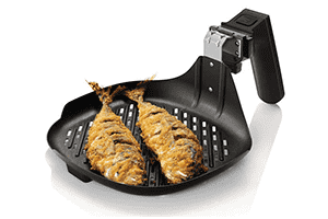 Philips Airfryer - Grillpan
