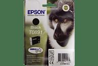 EPSON Original Tintenpatrone Affe Schwarz (C13T08914011)