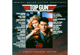 VARIOUS - TOP GUN-MOTION PICTURE SOUNDTRACK (SPECIAL EXPAN  - (CD)