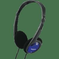 PANASONIC RP-HT010 E-A, On-ear Kopfhörer  Blau