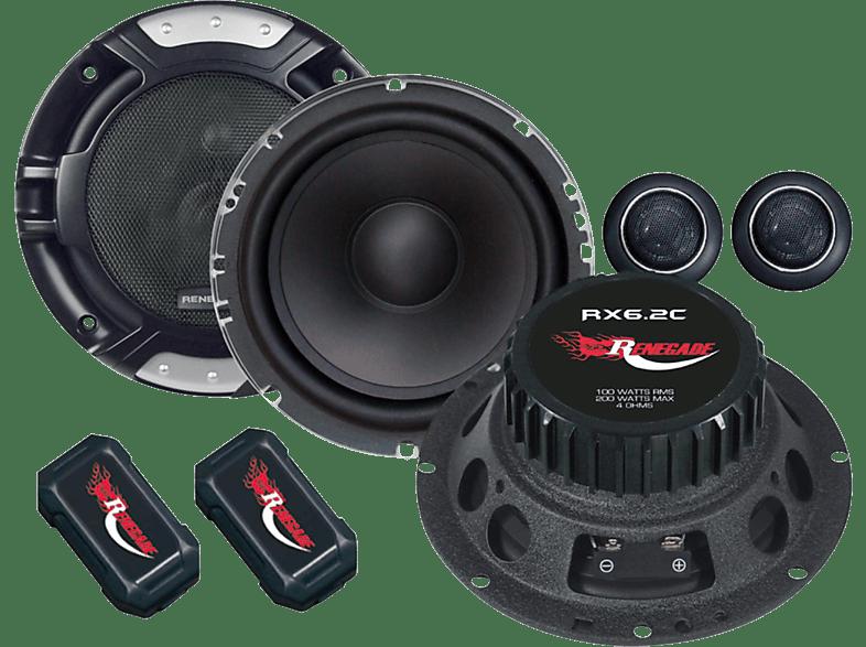 RENEGADE RX 6.2 C Lautsprecher-Set Passiv