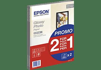 EPSON C13S042167 glänzendes Premium Fotopapier 10 x 15 cm A4 80 Blatt