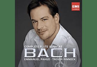 Emmanuel Pahud - Complete Flute Sonatas  - (CD)