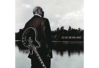 B.B. King - One Kind Favor CD