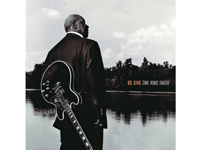 B.B. King - One Kind Favor CD