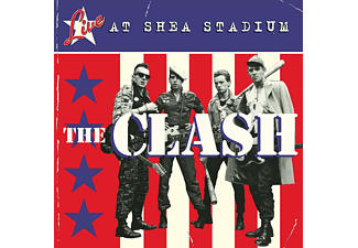The Clash - Live At Shea Stadium  - (CD)