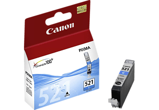 CANON INK CARTRIDGE CLI-521C - Tintenpatrone (Cyan)