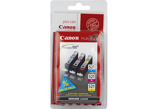 CANON 2934B010 CLI-521 MULTI-PACK