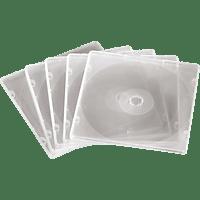 HAMA PP CD-Slim-Box Transparent