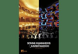 Söhne Mannheims, Xavier Naidoo - Söhne Mannheims vs. Xavier Naidoo - Wettsingen in Schwetzingen: MTV Unplugged  - (DVD)
