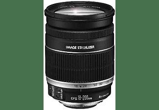 CANON EF-S 18-200mm f/3.5-5.6 IS 18 mm - 200 mm f/3.5-5.6 EF-S, IS (Objektiv für Canon EF-S-Mount, Schwarz)