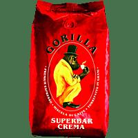 JOERGES Gorilla Super Bar Crema Kaffeebohnen