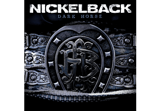 Nickelback - Dark Horse  - (CD)