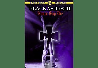 Black Sabbath - Never Say Die  - (DVD)