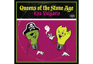 Queens Of The Stone Age - Era Vulgaris [CD]