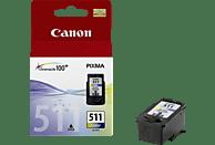 CANON CL-511 Tintenpatrone mehrfarbig (2972B001)