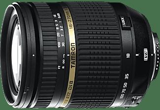 TAMRON 18-270mm/3,5-6,3 Di II PZD 18 mm - 270 mm f/3.5-6.3 Di II für Sony A-Mount, Schwarz)