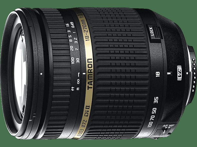 TAMRON 18-270mm/3,5-6,3 Di II PZD  für Sony A-Mount, 18 mm - 270 mm, f/3.5-6.3