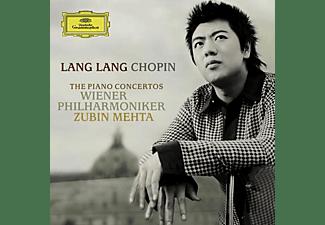 Lang Lang, Zubin/wp Lang Lang/mehta - Klavierkonzerte 1+2  - (CD)