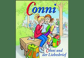 Conni - 13: Conni Und Der Liebesbrief  - (CD)