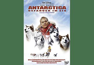 Antarctica: Gefangen im Eis DVD
