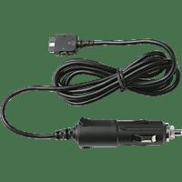 GARMIN 12 Volt, KFZ-Ladekabel, passend für Navigationsgerät, Schwarz
