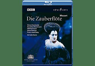 VARIOUS - Die Zauberflöte  - (Blu-ray)