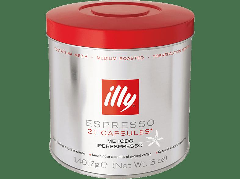 ILLY 7463/7734 M.I.E. Normale Röstung Kaffeekapseln (Illy Iperespresso Kaffeemaschinen)
