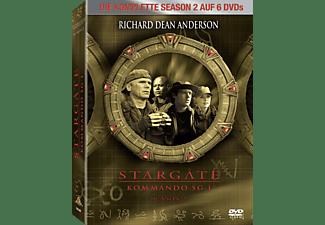 Stargate Kommando SG1 - Staffel 2 DVD