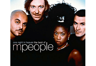 M People - One Night in Heaven: Best of  - (CD)