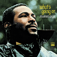 Marvin Gaye - What's Going On  - (CD)
