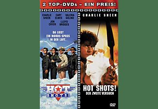 Hot Shots 1-2 Box [DVD]
