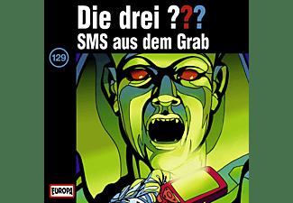 Die drei ??? 129: SMS aus dem Grab  - (CD)