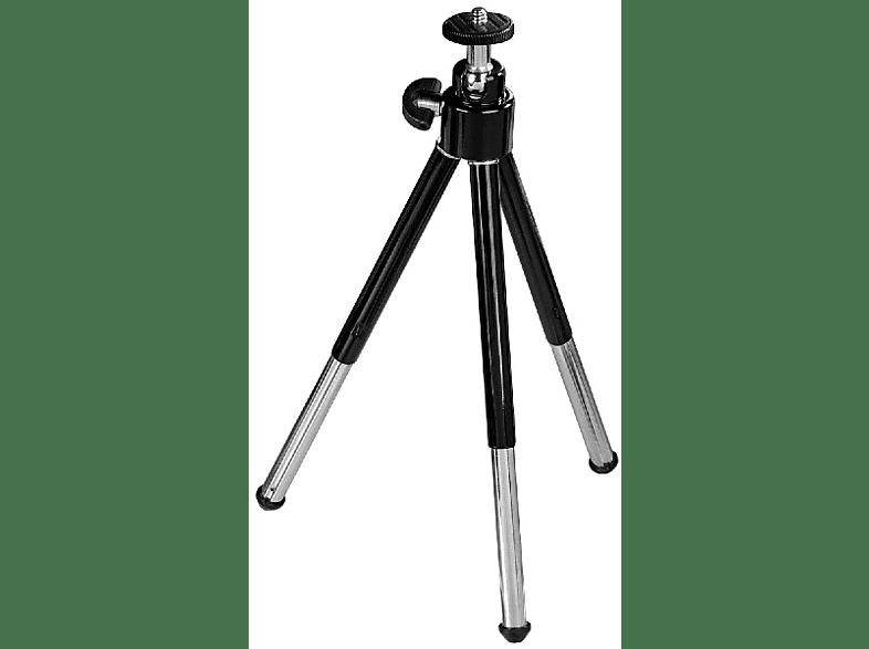HAMA Ball L Dreibein Mini-Stativ, Schwarz, Höhe offen bis 210 mm