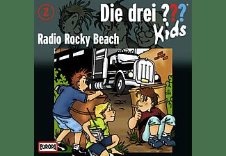 Die Drei ??? Kids 02: Radio Rocky Beach  - (CD)