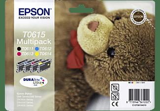 EPSON Original Tintenpatrone mehrfarbig (C13T06154010)