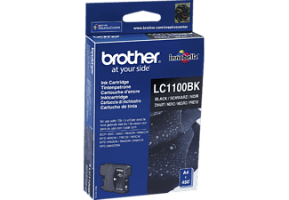 BROTHER LC1100BK Blister Zwart