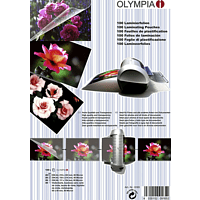 OLYMPIA 9165 Laminierfolien-Set