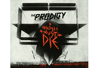 The Prodigy Invaders Must Die CD